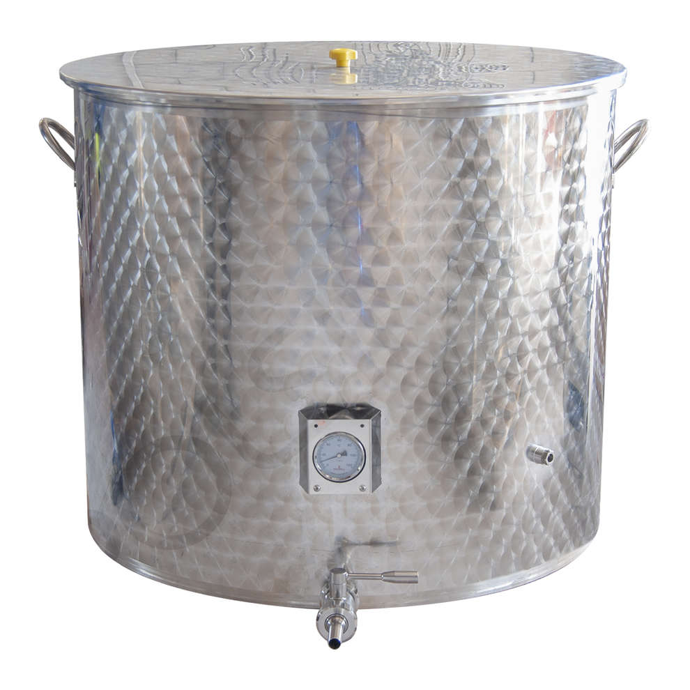 Pot for brewed beer 500 L