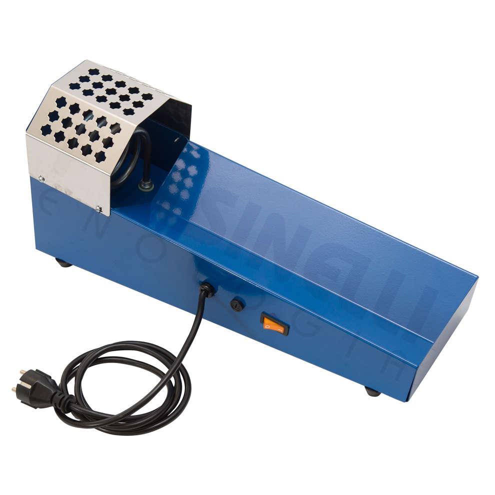 Pvc capsule enamelled table-top heat shrinker