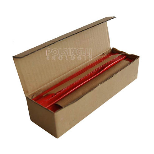 Red wax in strips (1 pcs)