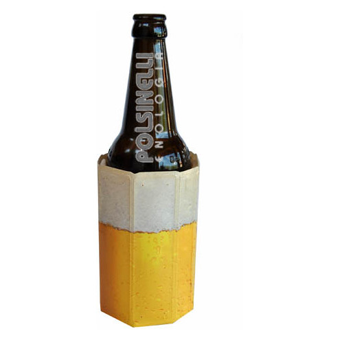 Refroidisseur pour bouteille de bière