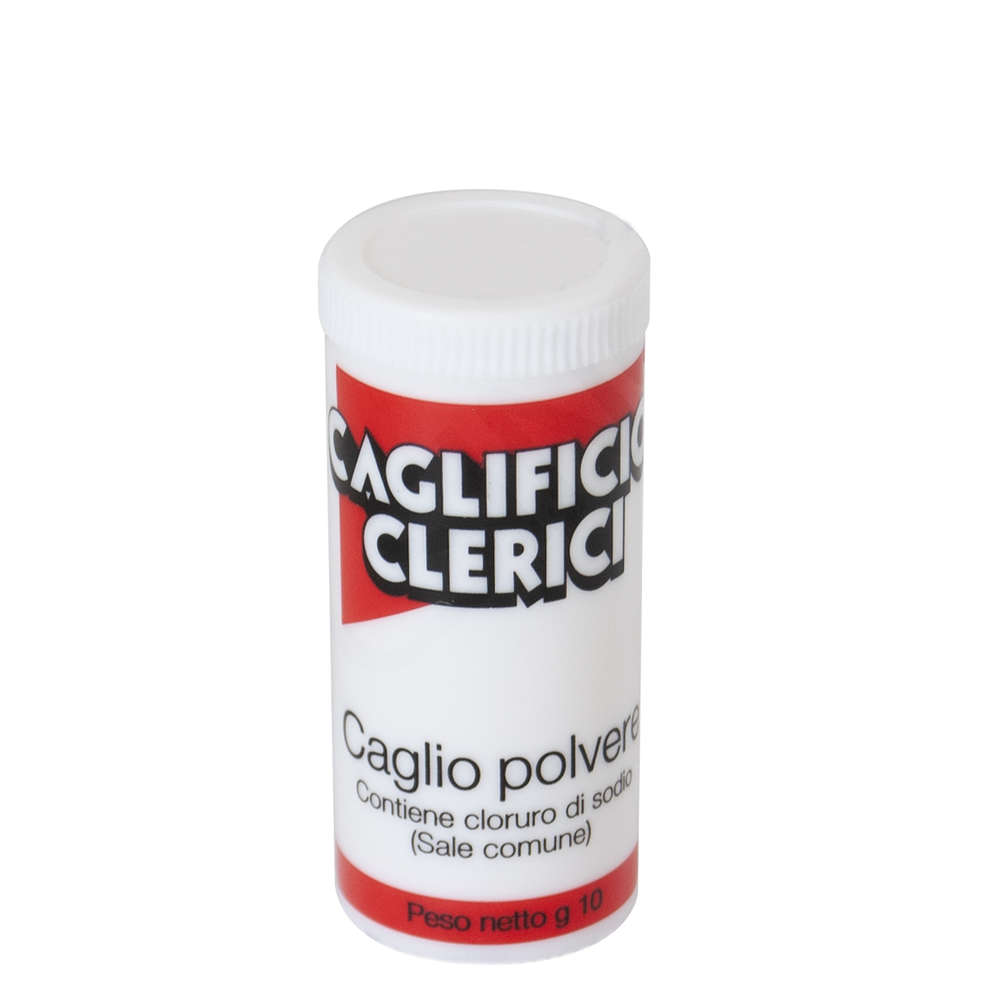 "Rennet powder type ""C"" imcu 400 (10 gr)"