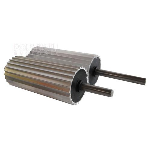 Rouleau en aluminium ⌀220 (2 pcs)