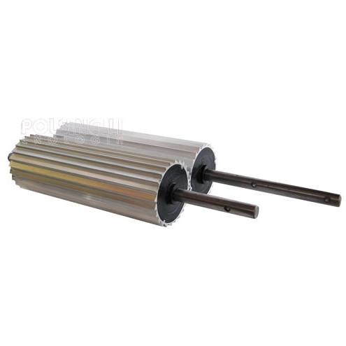 Rouleau en aluminium ⌀280 (2 pcs)