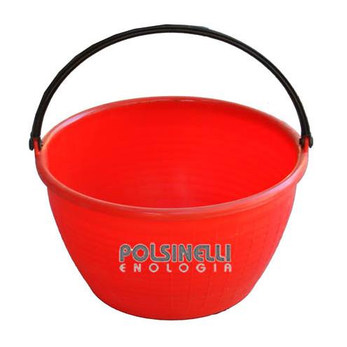 Round basket 20 Lt
