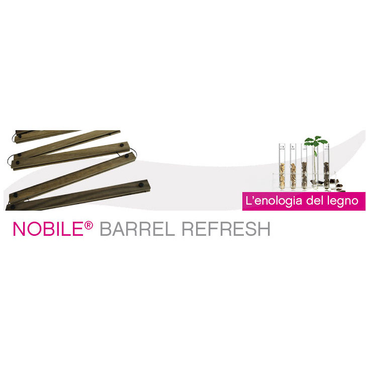 Rovere Nobile Barrel Refresh Révélation