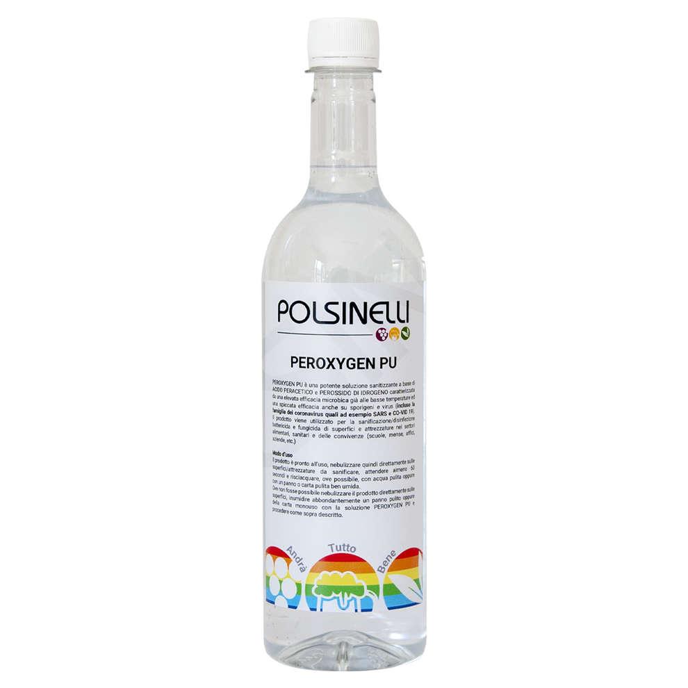Sanitizzante Peroxygen PU 750 ml