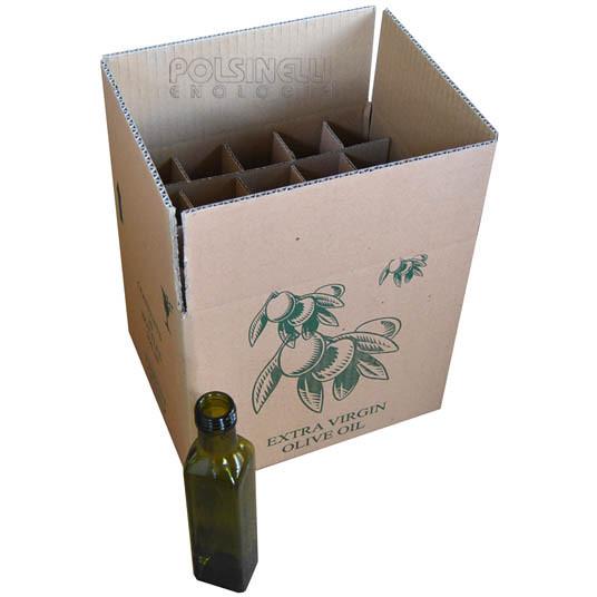 Scatola per 20 bottiglie Marasca da 250 mL (10 pz)