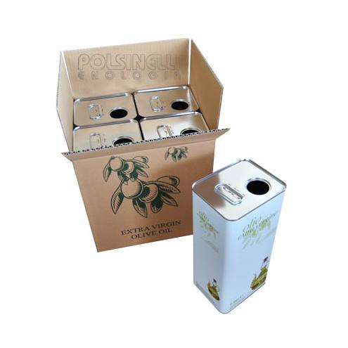 Schachtel für 4 Öldosen von 5 L (St.10)