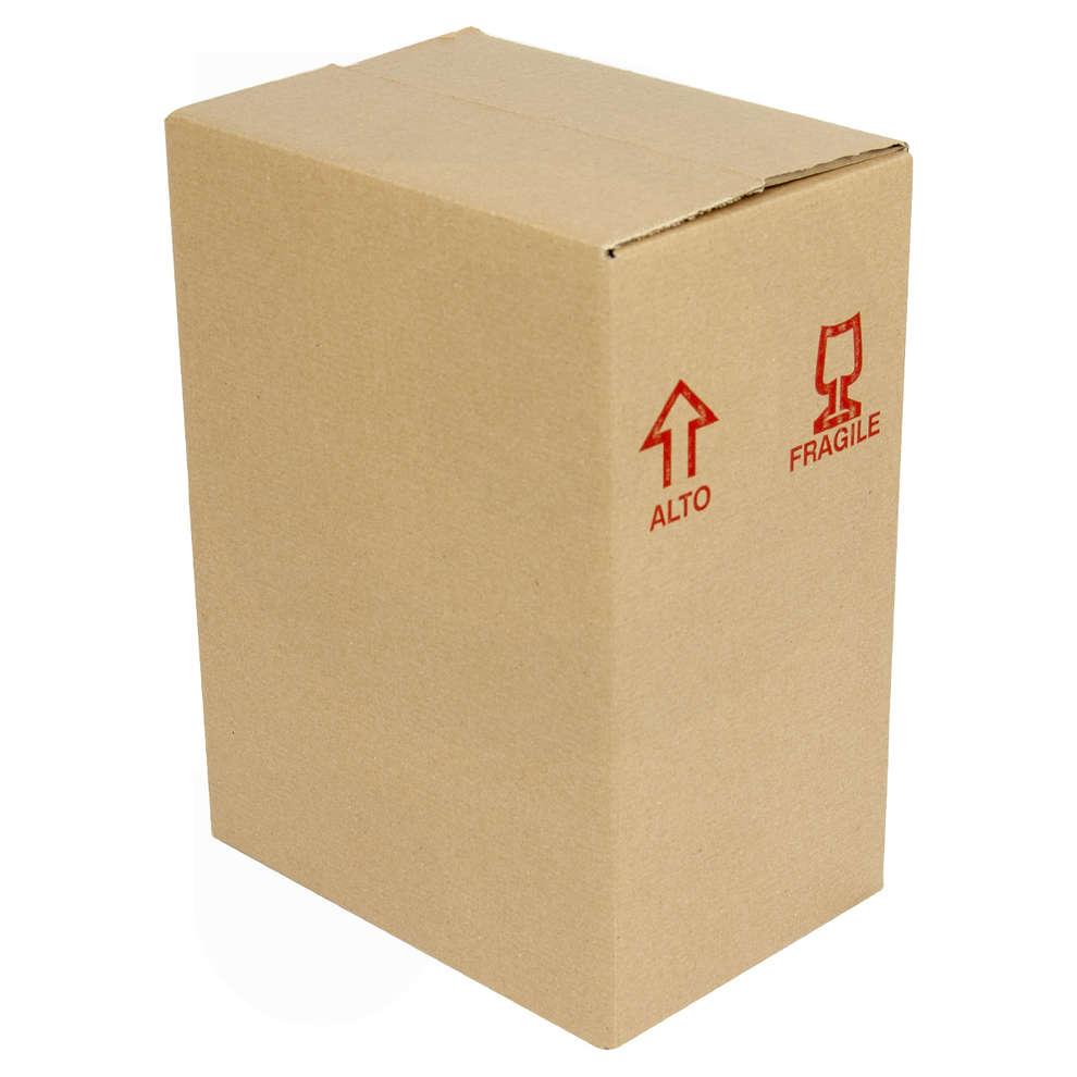 Schachtel für 6 Bordeaux-Flaschen von 750 mL (St.10)