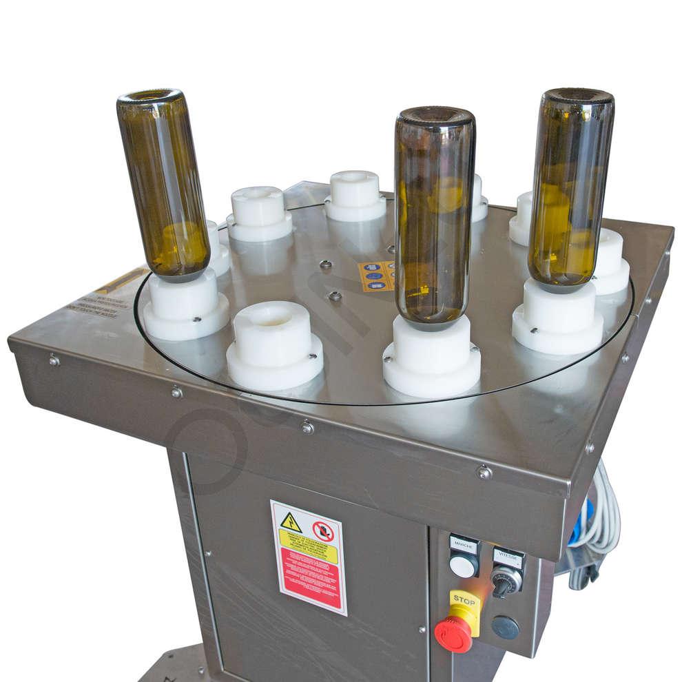 Sciacquatrice semiautomatica P 10