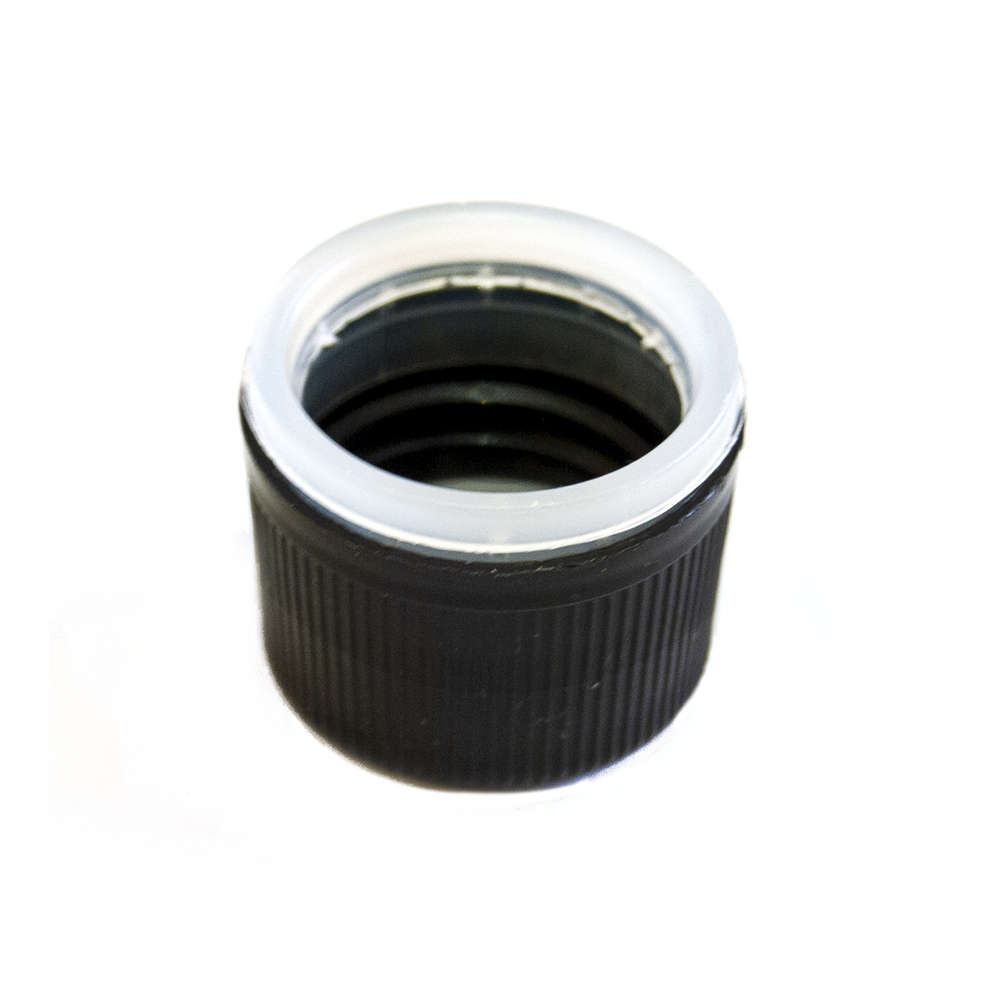 Self-sealing cap for Marasca and Dorica bottles 20/60 ml