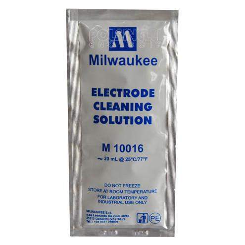 Solution nettoyante pour électrodes (20 mL)
