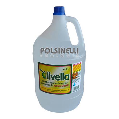 Soluzione per trattamento olive da tavola(4 L)