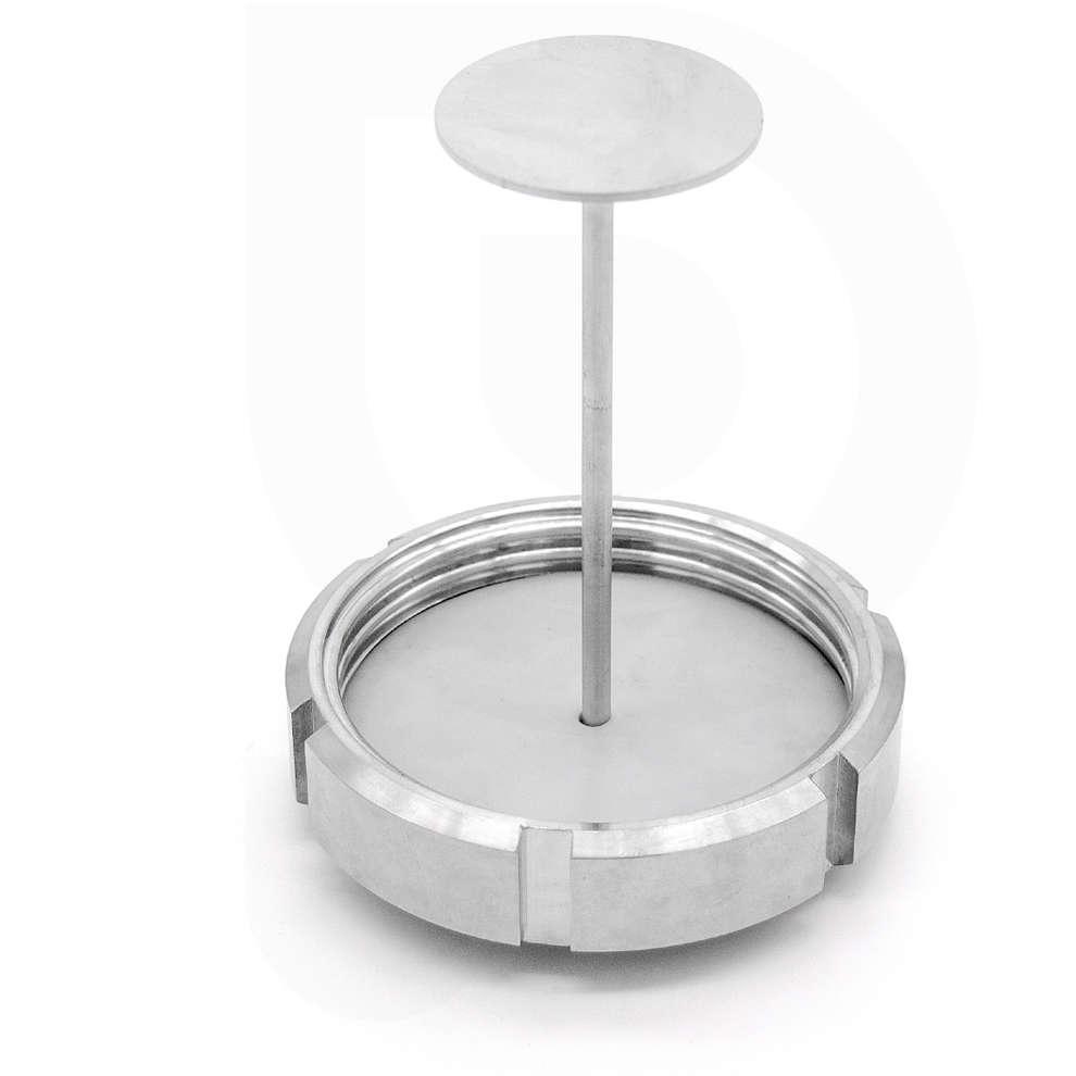 """Soporte de cartucho de acero inoxidable para la conservación del filtro 30"""""""
