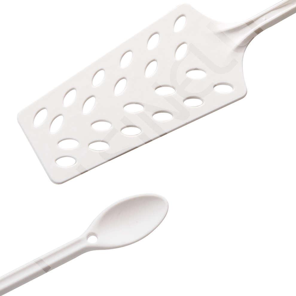 Spatule en plastique de brassage