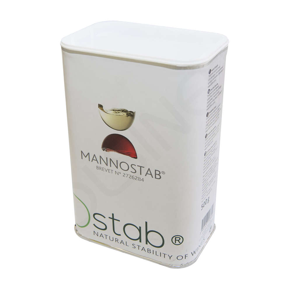 Stabilisant MANNOSTAB tartrique (500 g)