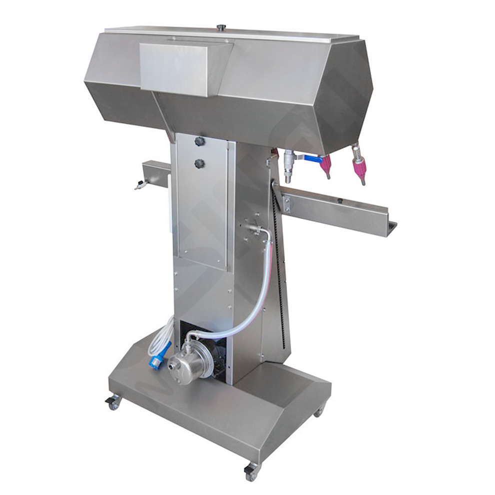 Stainless filling machine Comby 6