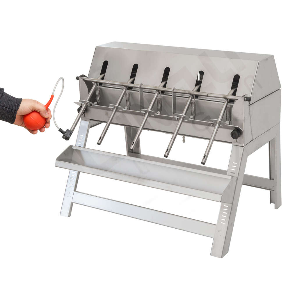 Stainless steel bottle filling machine