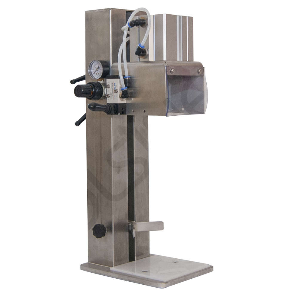 Stainless steel capping machine Mirko