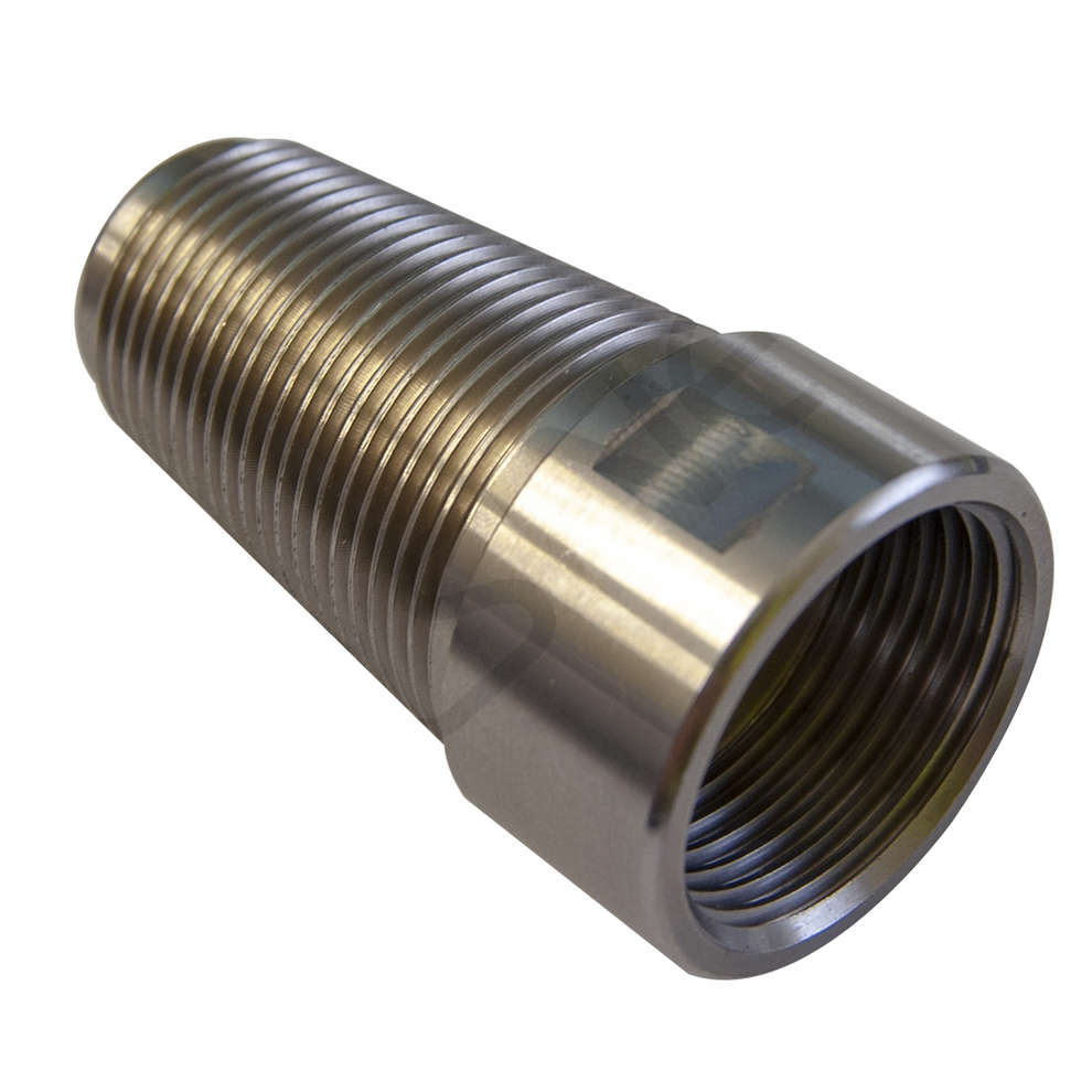 "Stainless Steel conical connection for barrels 1"" F"