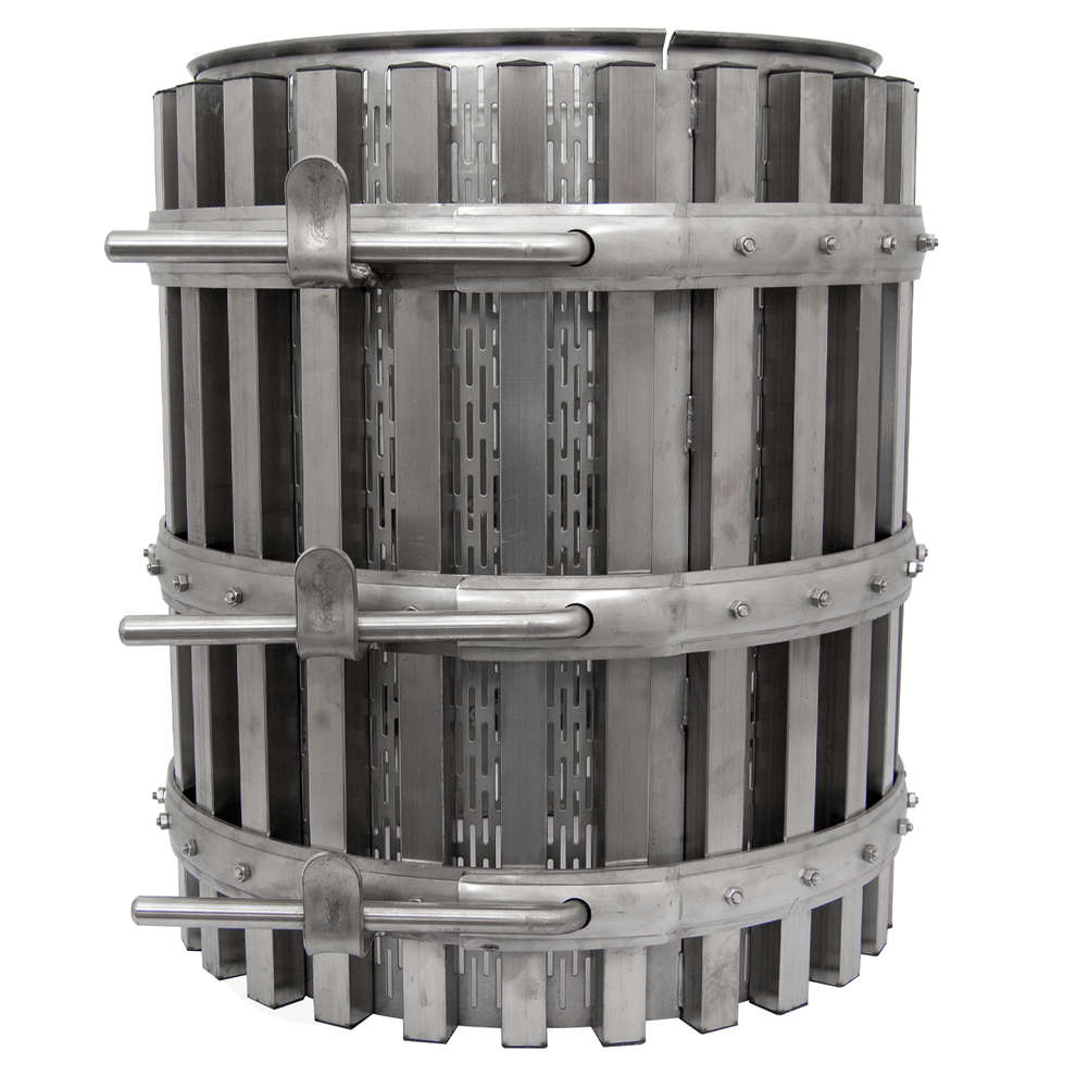 Stainless steel EXTRA Cage ∅ 40