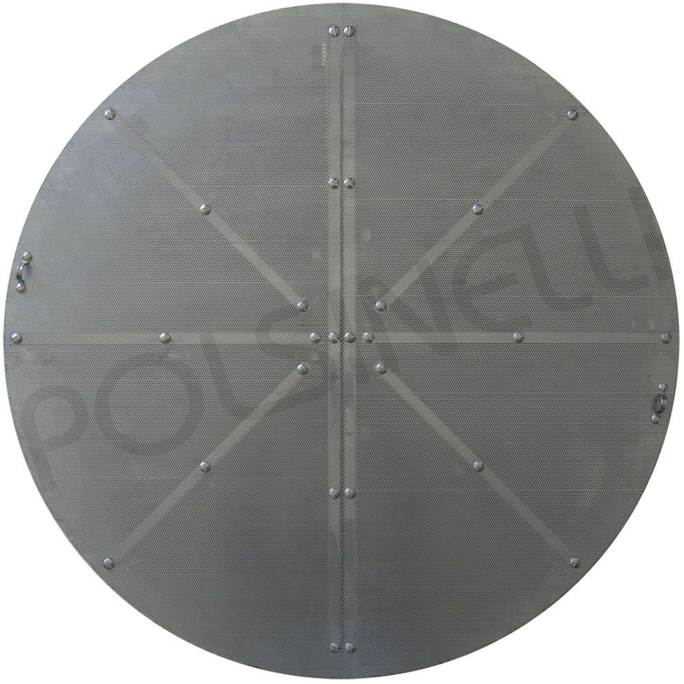 Stainless steel filter for grains ⌀ 1025