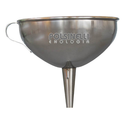 Stainless steel funnel ⌀10