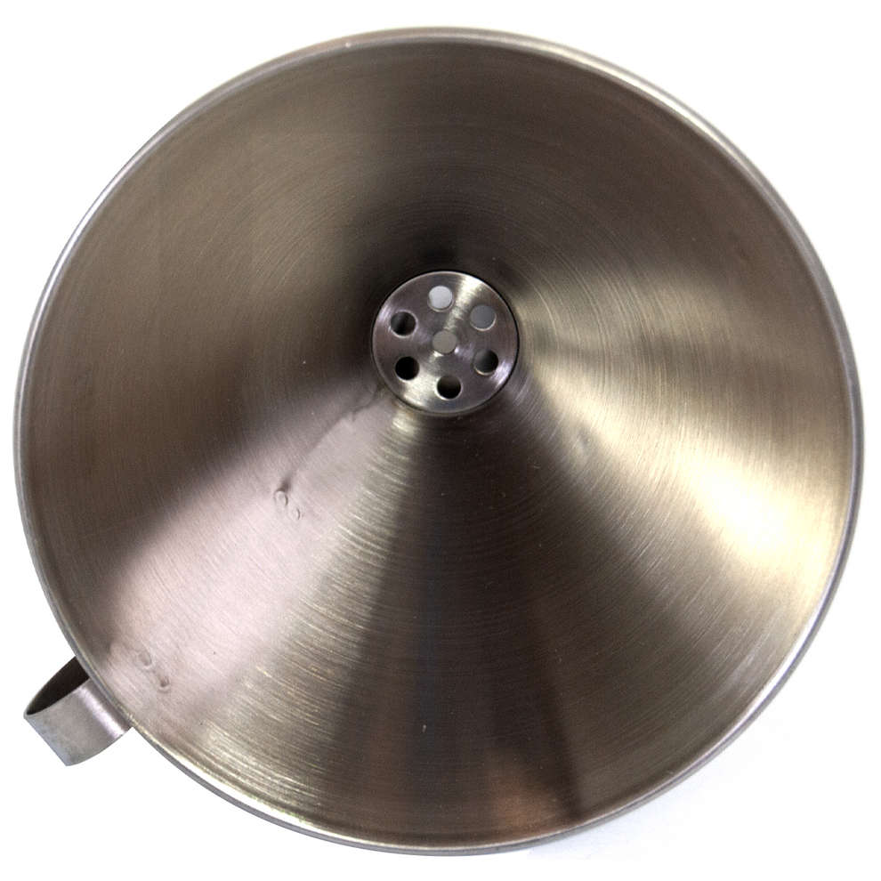 Stainless steel funnel ⌀12