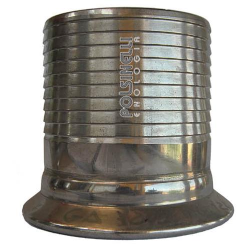 Stainless steel hose barb Garolla 120