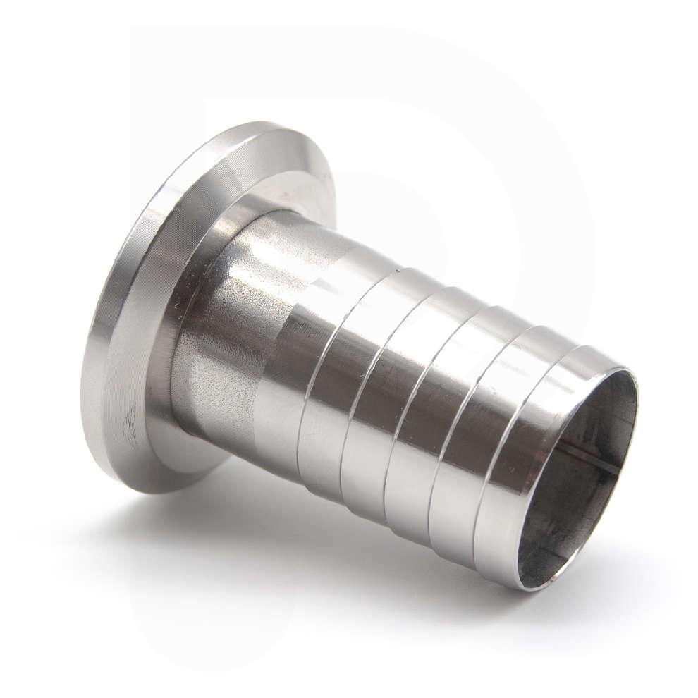 Stainless steel hose barb Garolla 40