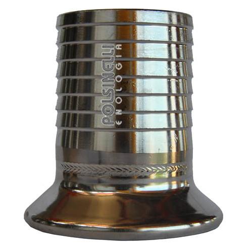 Stainless steel hose barb Garolla 60