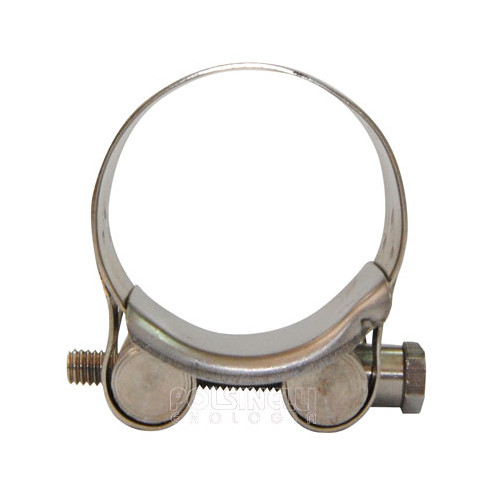 Stainless steel hose clamp Ø 40/43