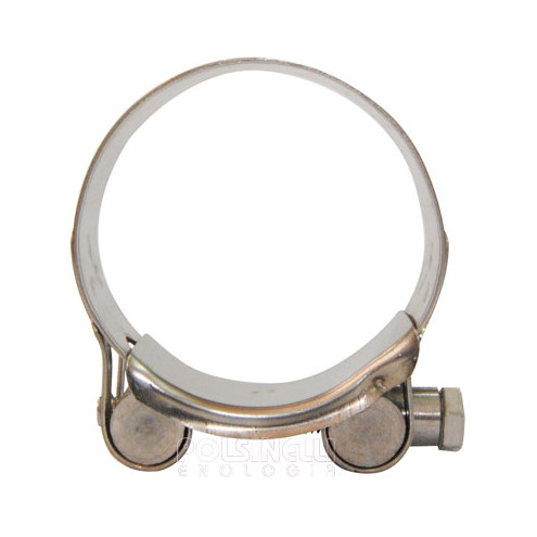 Stainless steel hose clamp Ø 48/51