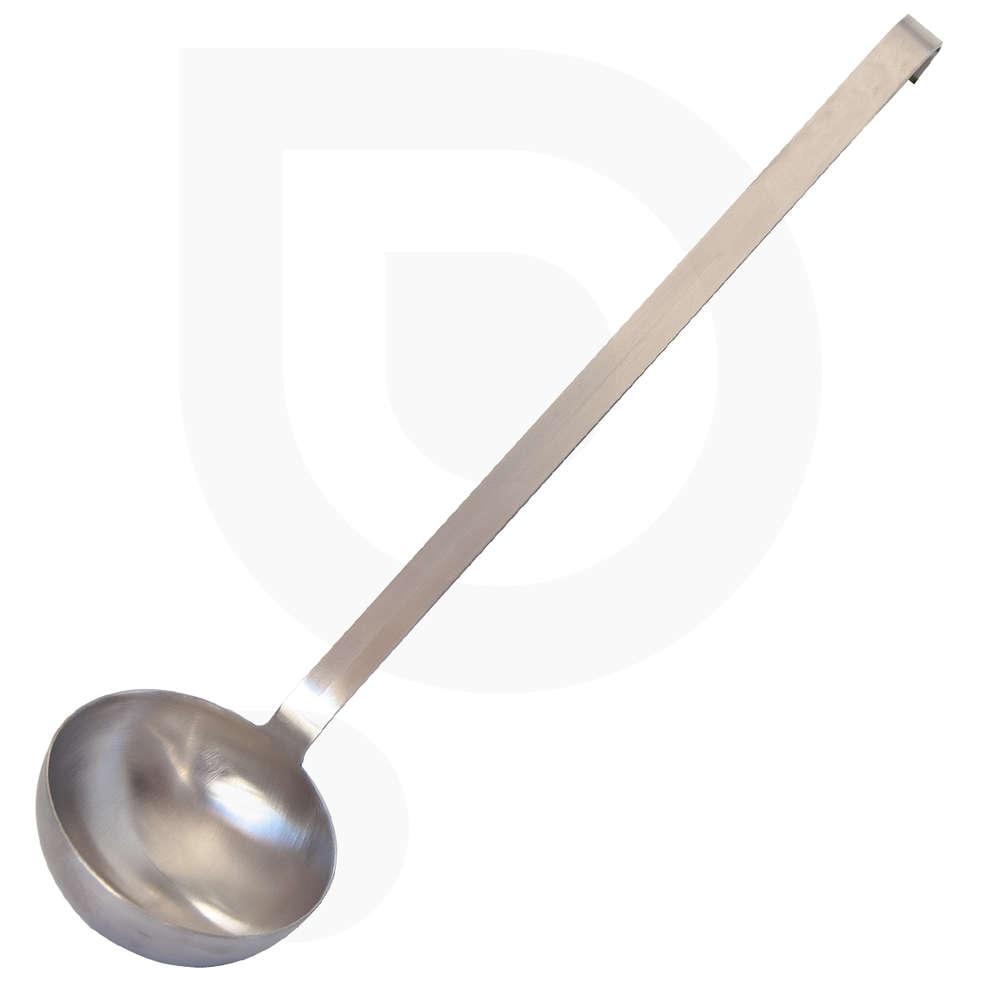 Stainless steel ladle ∅14 - Lt 0,75