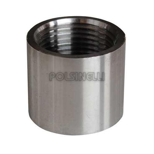 "Stainless steel sleeve 1/4"""