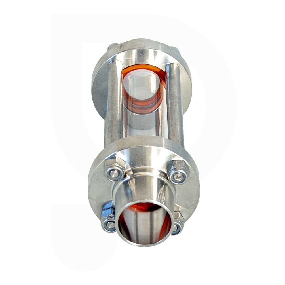 Stainless steel welding sight Ø 25