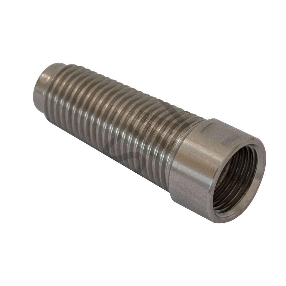 """Steel cone barrel bore 1/2"""" F"""