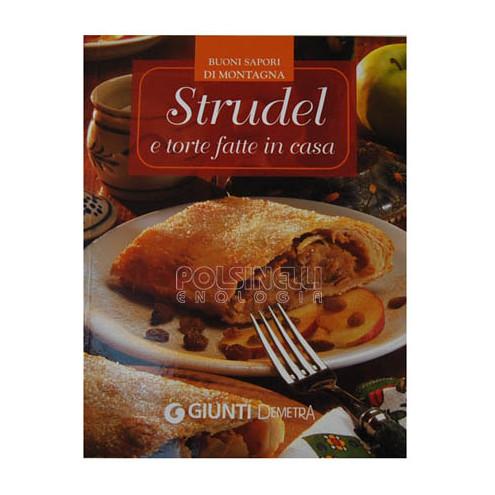 Strudel und hausgemachten Kuchen