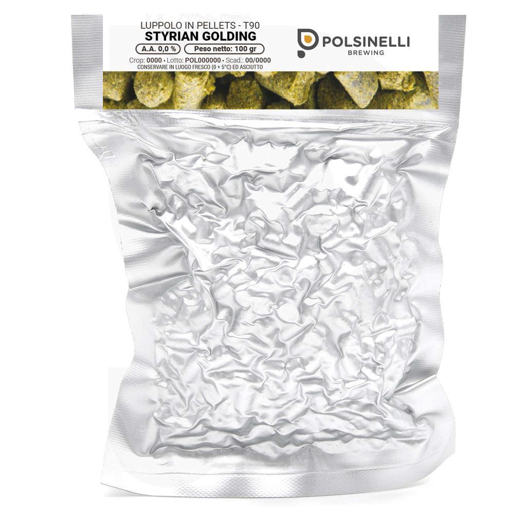 Styrian Golding Hopfen (100 g)