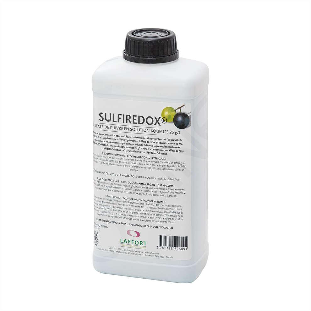 Sulfiredox kg. 1