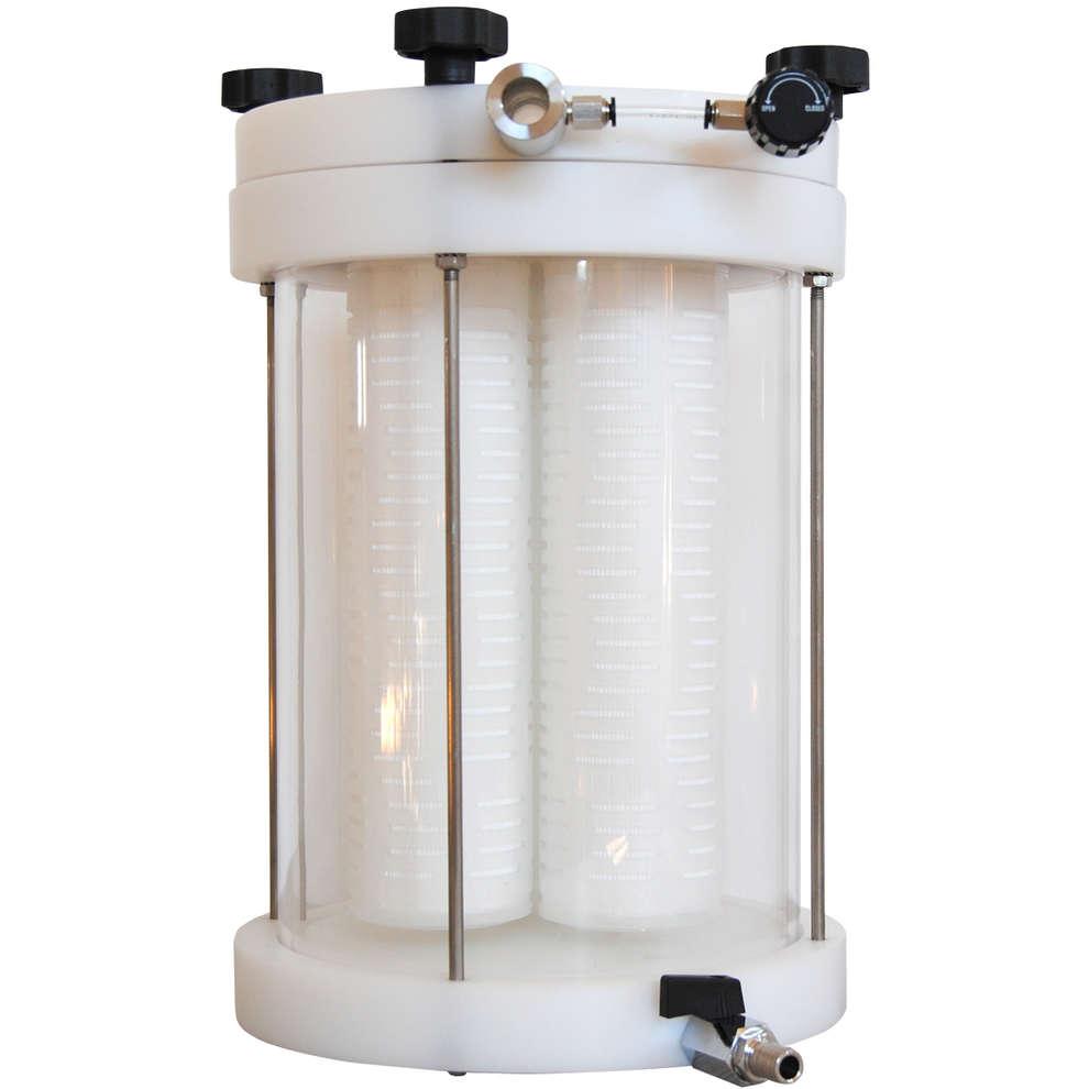 Tandem Professional Filter for Oil