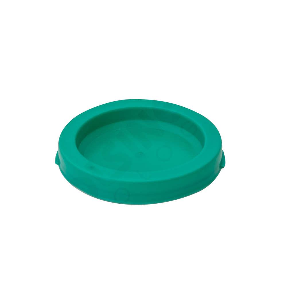 Tapón plástico para garrafa de boca ancha (unid. 100)