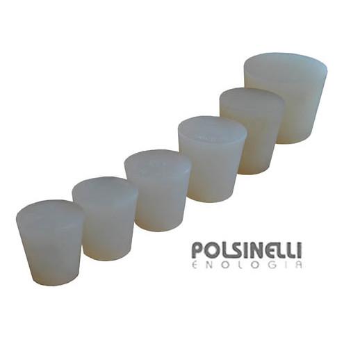 Tapón silicona n. 10