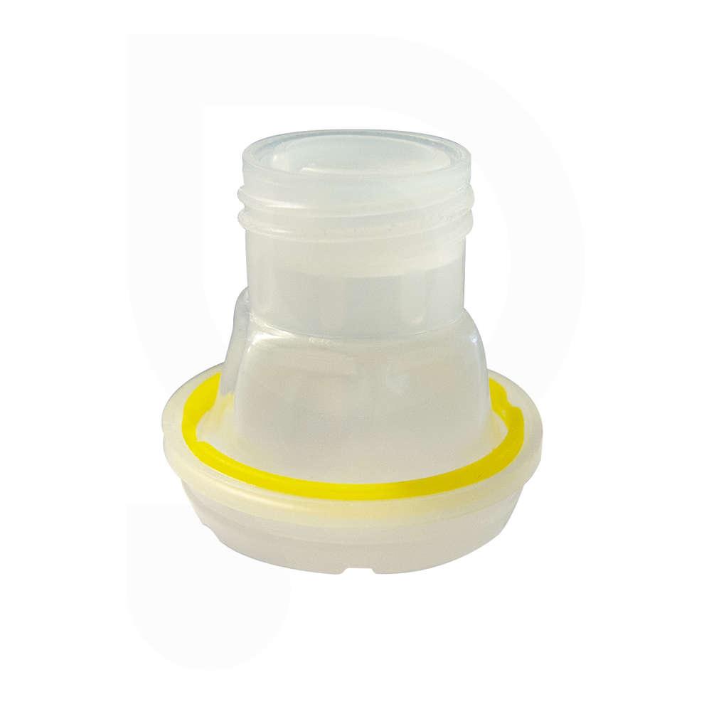 Tapón vertedor para la lata de aceite 0,5/1/2/3 lt Ø32 (unid.16)