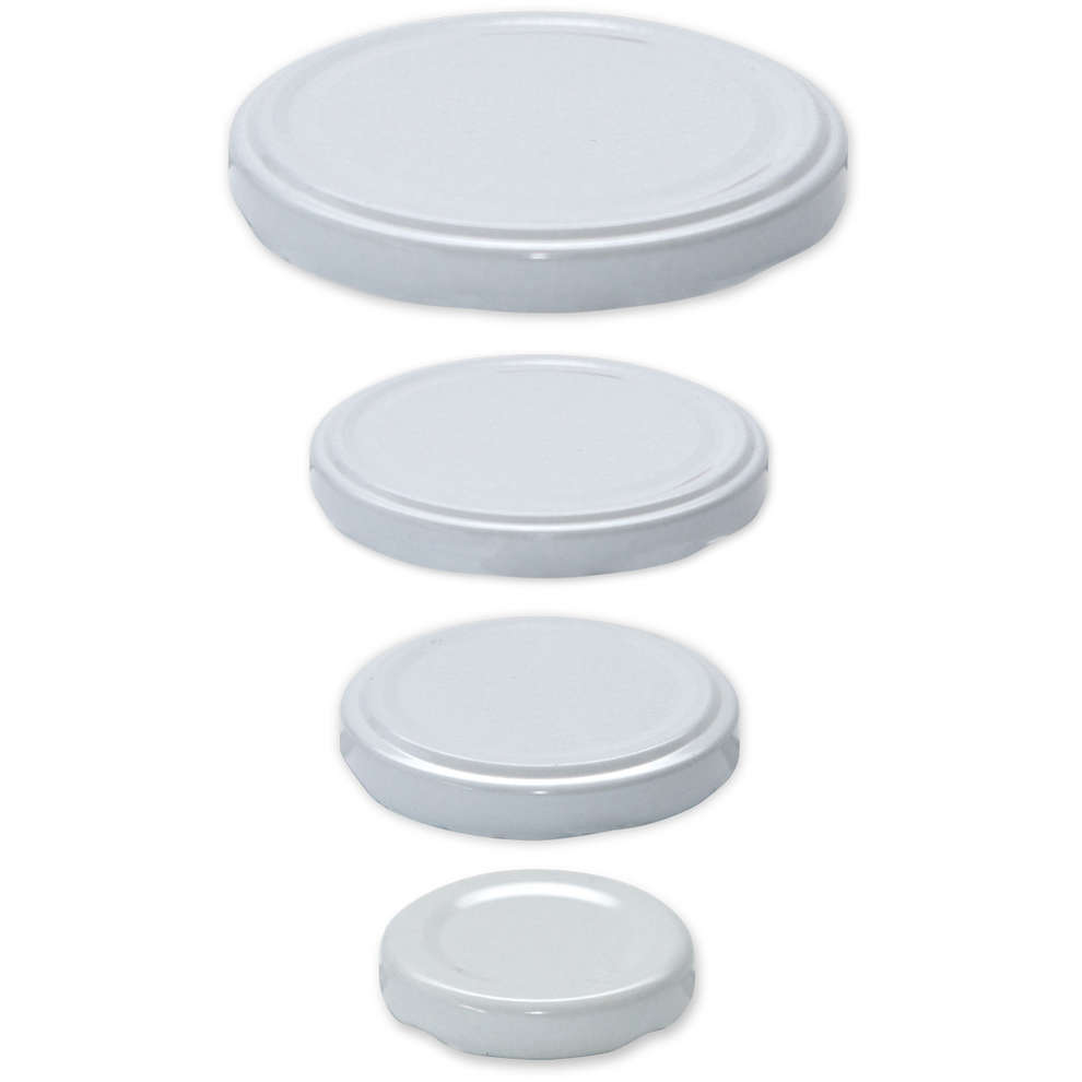 Tapones para tarros (100 PC) ø 43