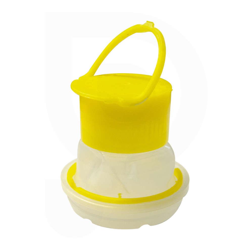 Tappo con versatore per lattina d'olio 5/10/25 lt Ø42 (12 pz)
