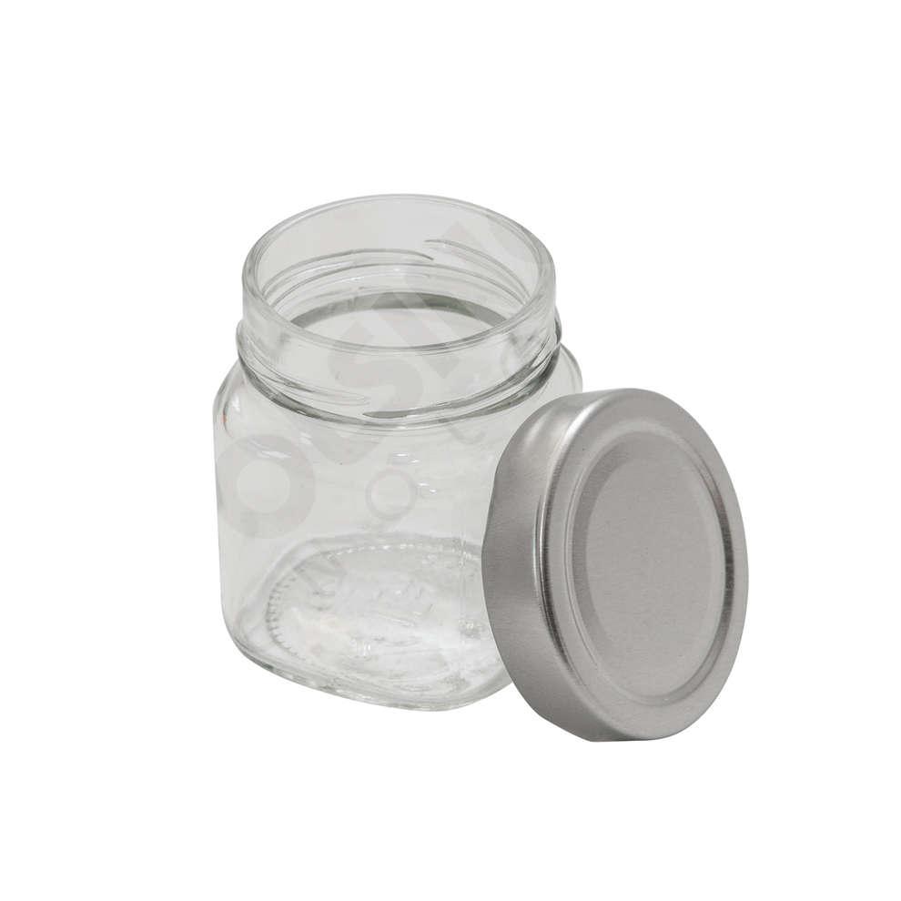 Tarro de vidrio Breeze 212 mL (30 unidades)