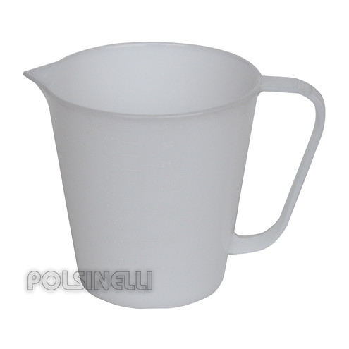 Taza dispensador de lt. 0,5