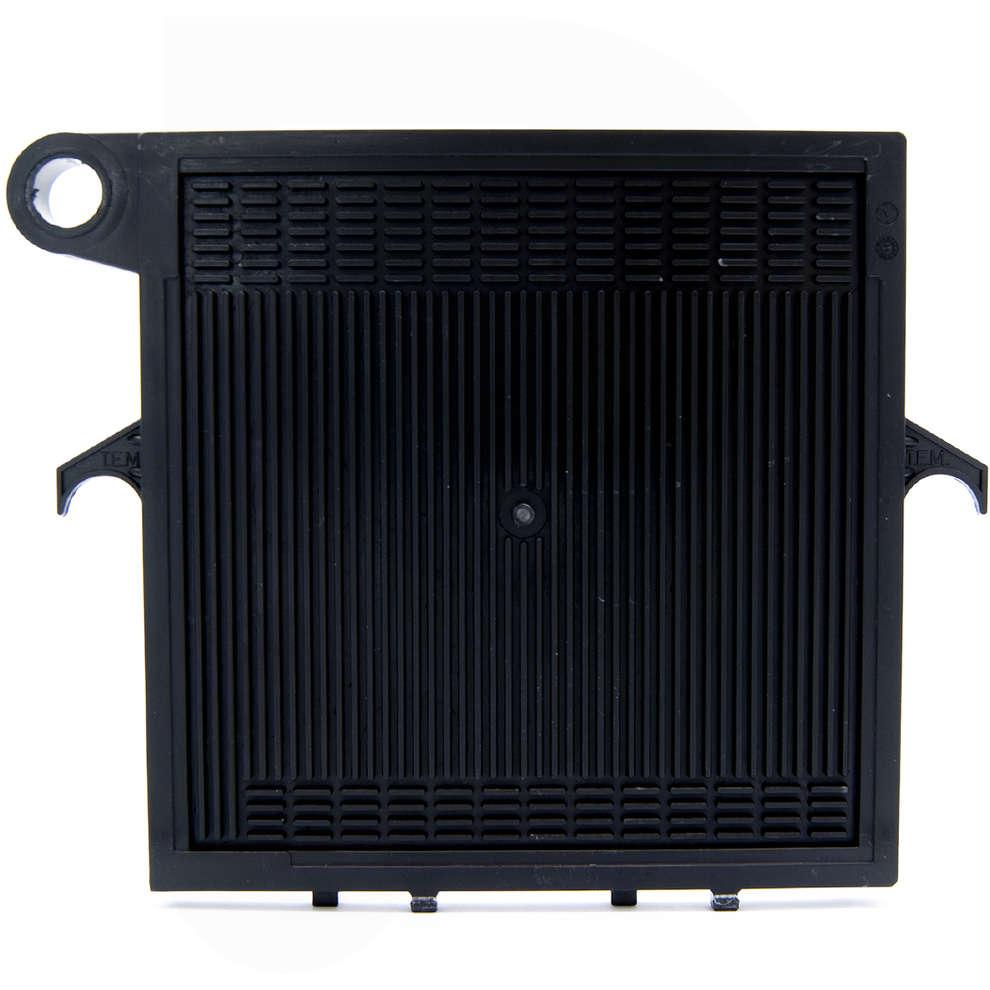 Terminal moplen plate pump side for filter Jolly 20