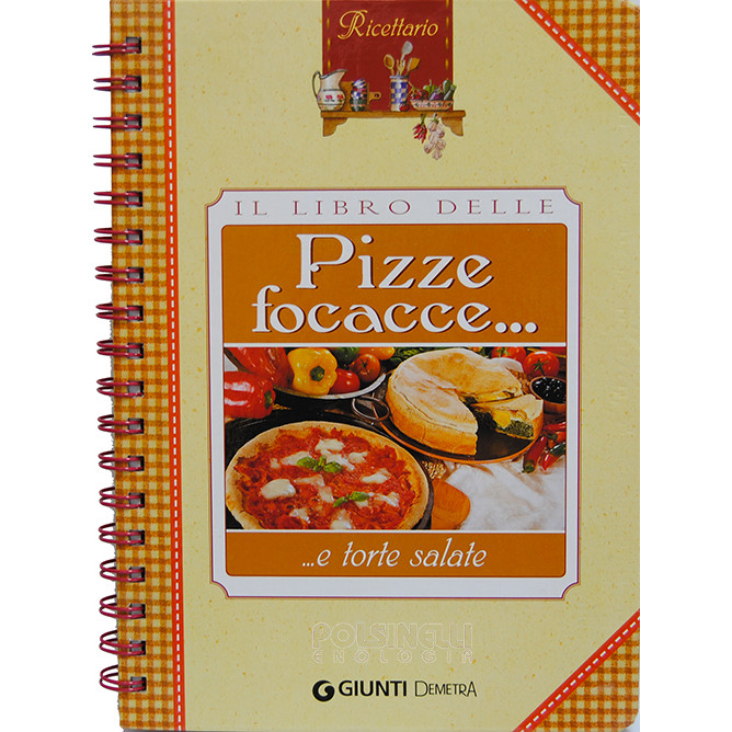 The book of pizzas, cakes and pies ...